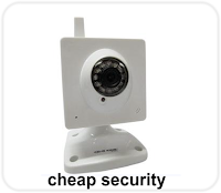 CCTV cheap security