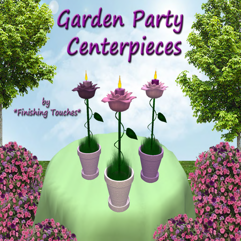 Flirty Hunters Garden Tea Party Hunt Hint And Prizes