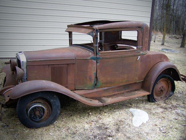 247 autoholic 1929 3 window chevy coupe
