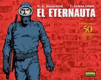 El Eternauta,Héctor Germán Oesterheld, Francisco Solano López,Norma Editorial  tienda de comics en México distrito federal, venta de comics en México df
