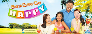 Basta Everyday Happy – 29 August 2014