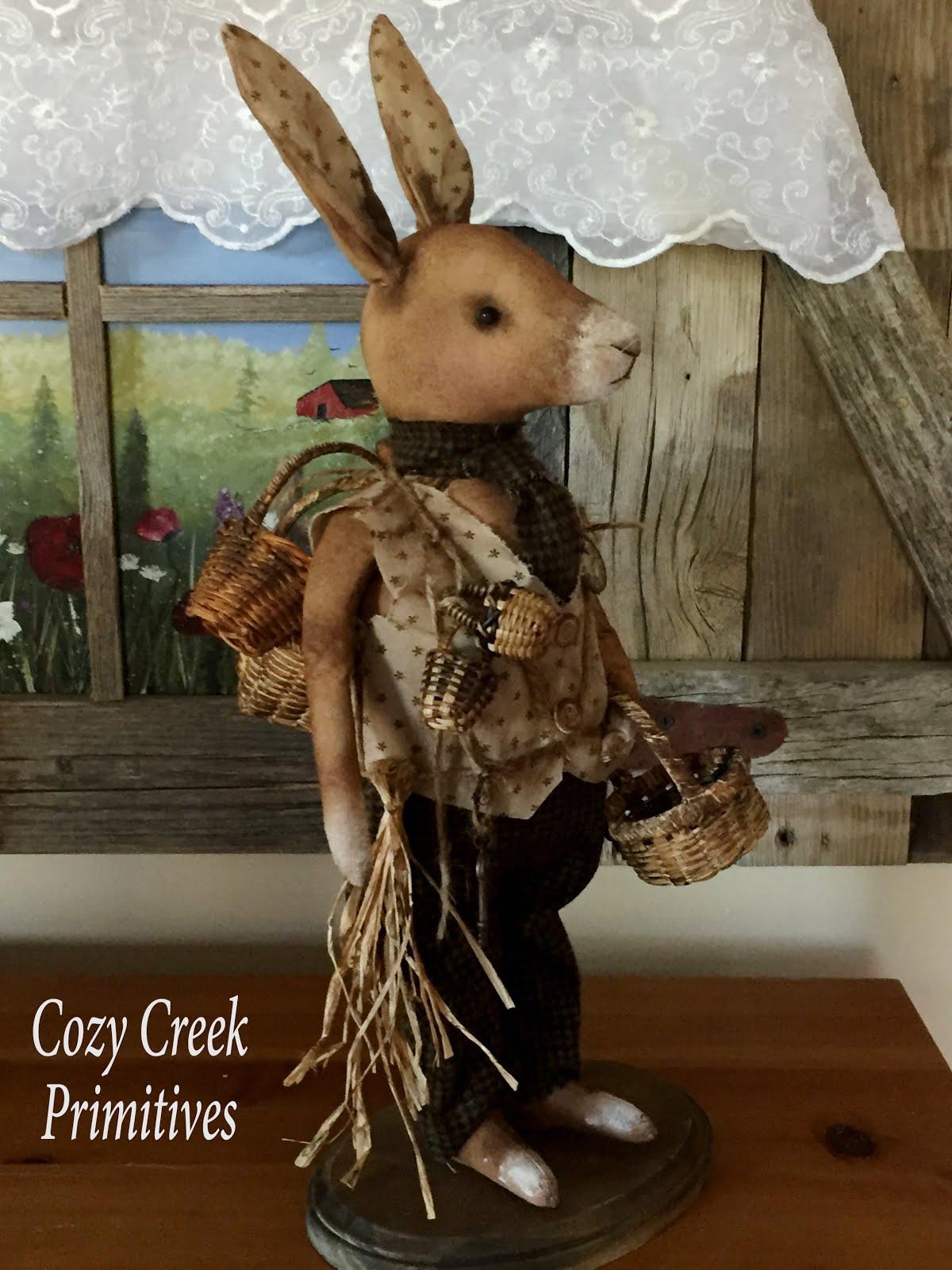 Basket Weaver Bunny