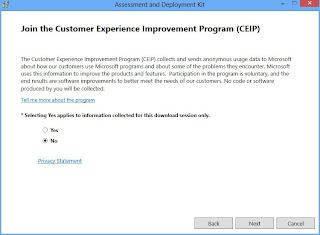 Unirse al programa CEIP