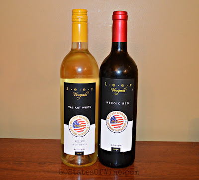 Leer Vineyards: Helping Wounded Veterans