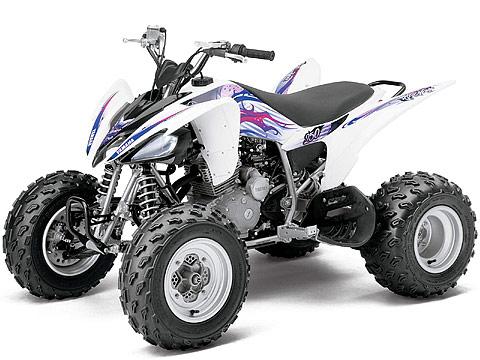 2013 Yamaha Raptor 250 ATV pictures. 480x360 pixels