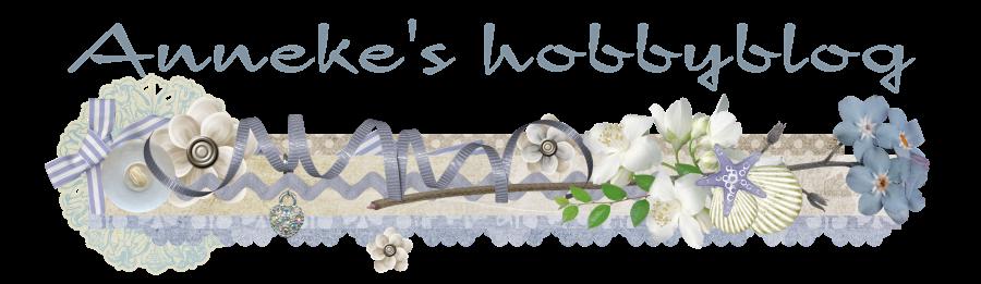 Anneke's hobbyblog