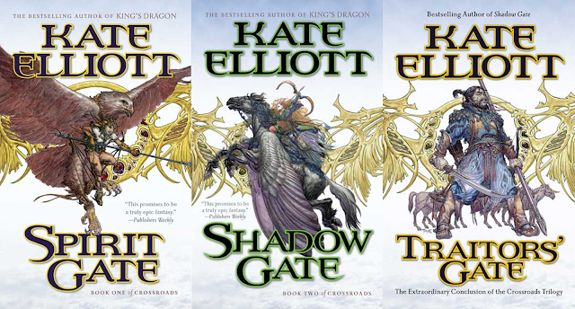Crossroads Trilogy By Kate Elliott