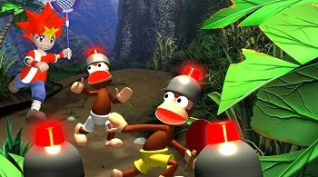 Download Ape Escape On The Loose PSP