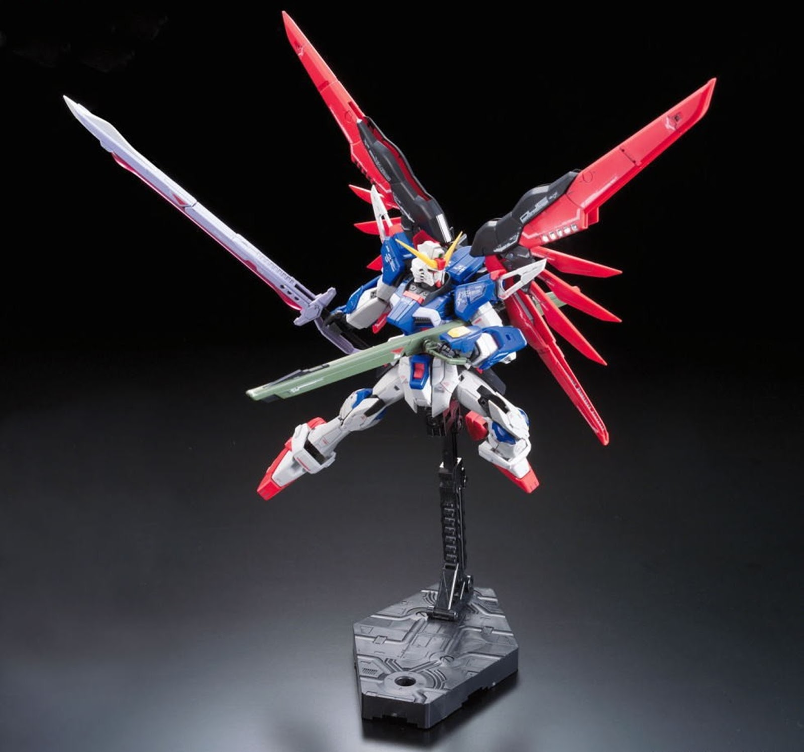 destiny gundam rg - photo #4
