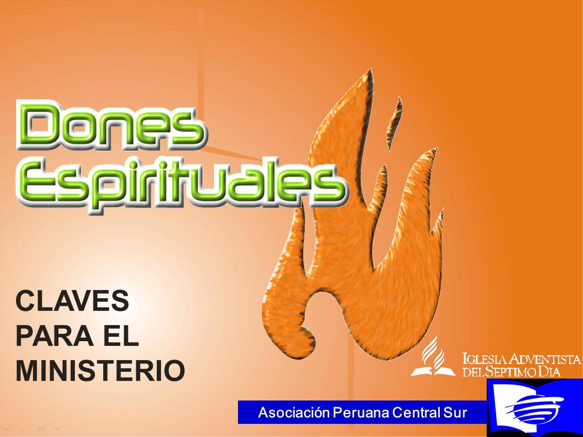Seminario de dones espirituales claves para el ministerio ministerio personal materiales y online