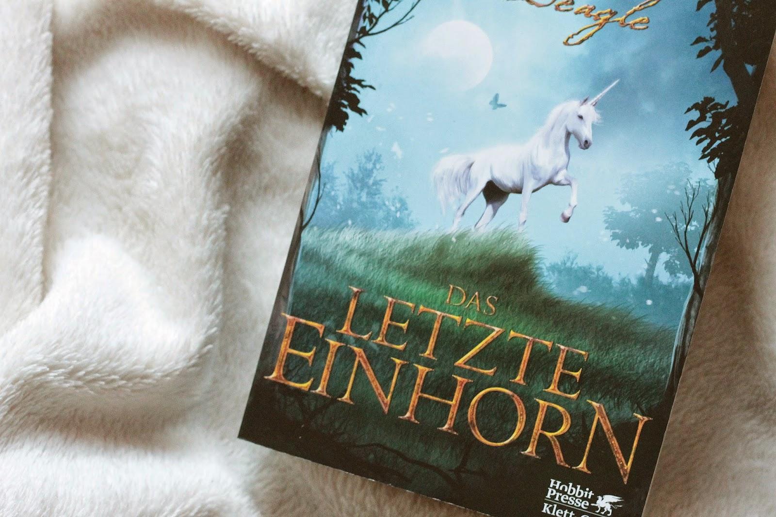 Cover Das letzte Einhorn