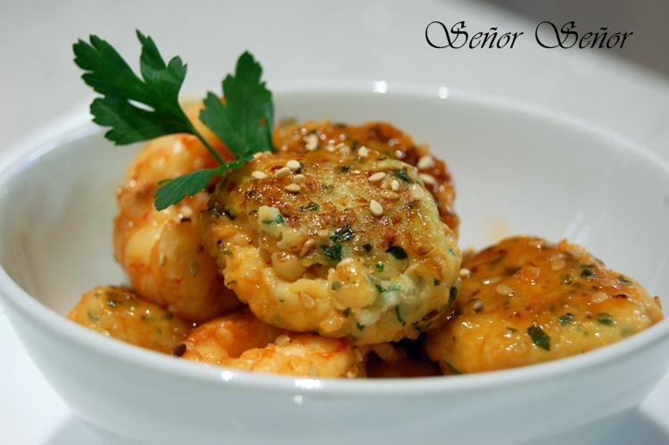 Alb ndigas de calamares de jamie oliver receta de sergio for Cocina 5 ingredientes jamie oliver