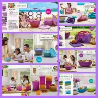 PROMO JULI 2014 TUPPERWARE INDONESIA