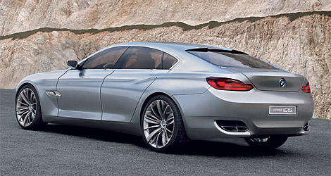 on 2013 Bmw Concept Cs Wallpaper