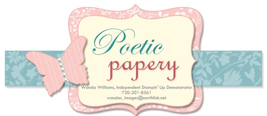 Poetic Papery