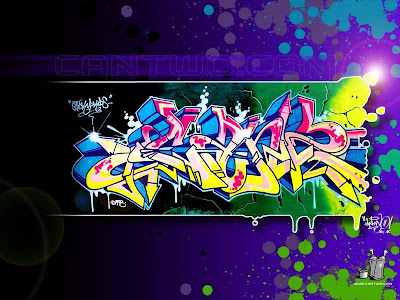 Graffiti Background,Graffiti Wallpaper