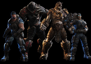 Gears Of War 3 Forces Of Nature Map xbox360