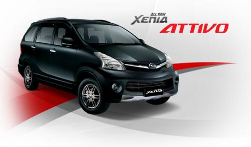 Foto New Daihatsu Xenia 2014 Daftar Harga Mobil Xenia Terbaru