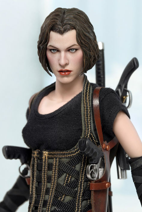 1//6 Scale Hot Toys MMS139 Resident EVIL Afterlife Alice Figure Sword /& Sheath