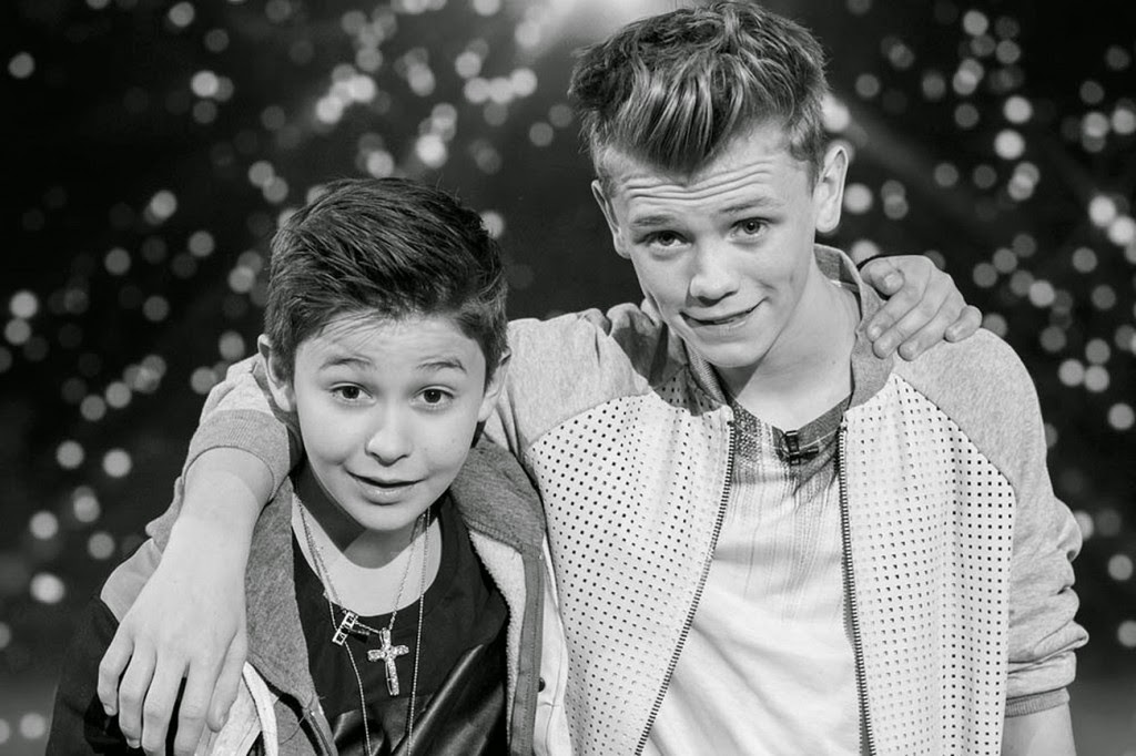 Bars and Melody UK Tour 2015