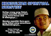 Konsultasi Spiritual