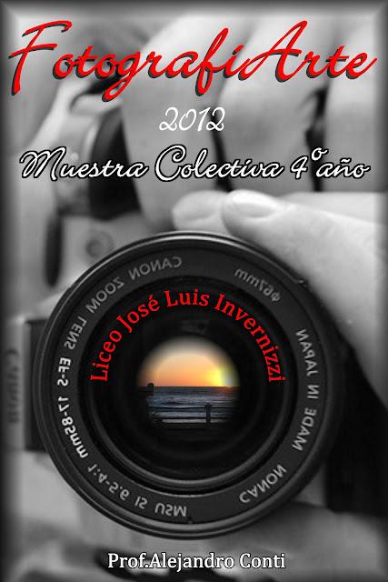 FotografiArte 2012 - Liceo de Piriápolis