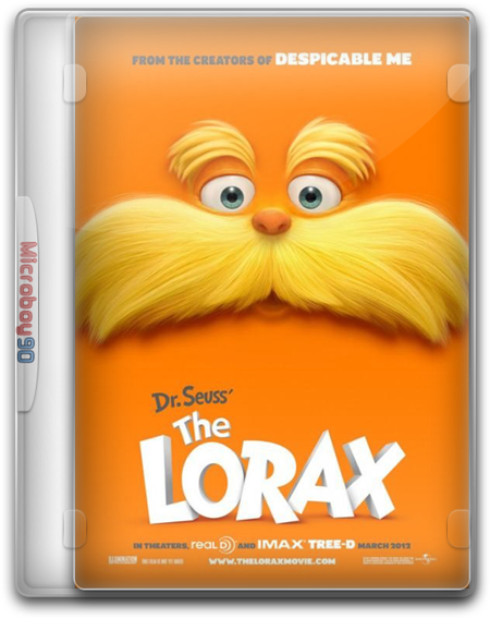 The Lorax (2012) DVDRip Español Latino
