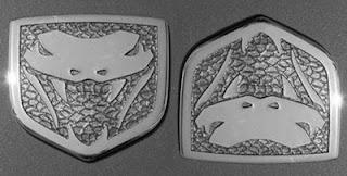 ilusión óptica logo dodge viper