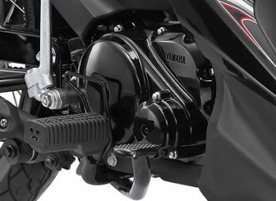 Harga dan Tampilan Baru Yamaha Vega RR (Terbaru)