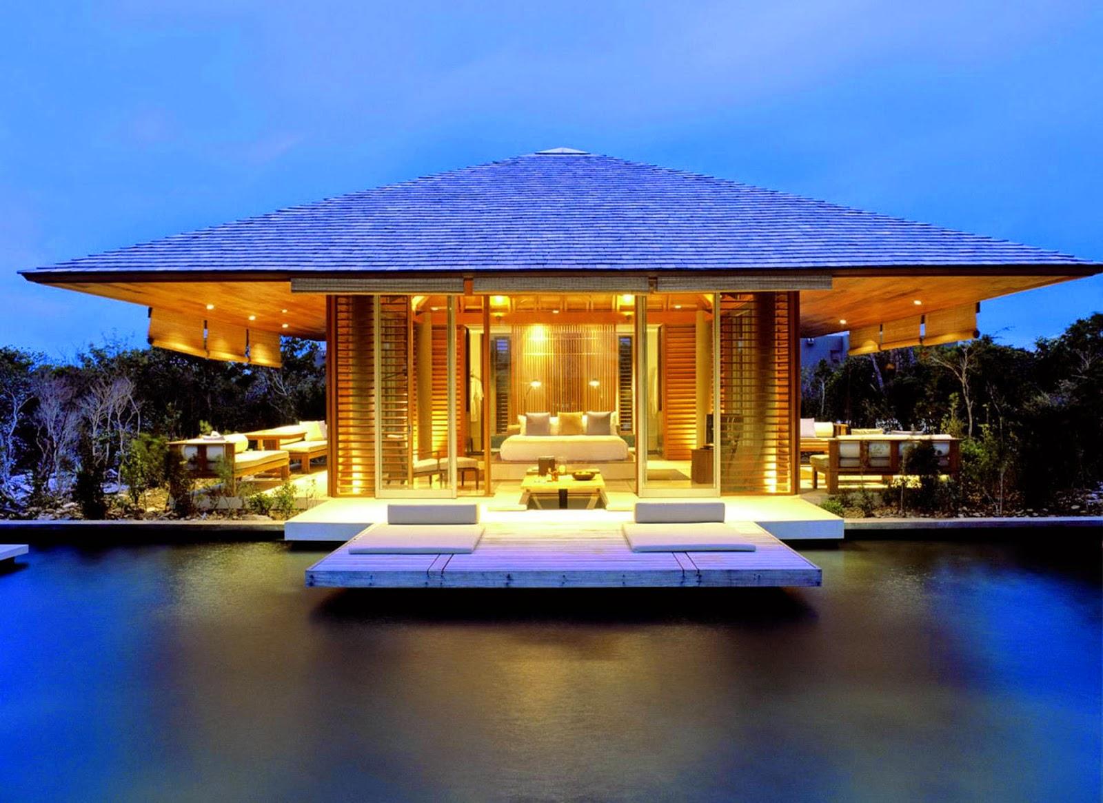 Passion for luxury the amanyara resort turks caicos for Motel luxury