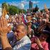"""Карнавал на фоне разрухи. О """"возрождении"""" Луганска"""