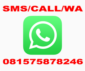 SMS/ CALL/ WA