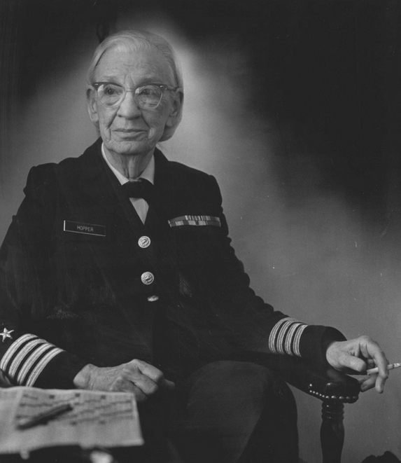 an introduction to the life of grace brewster murray hopper Grace hopper was an american computer scientist and united states navy rear admiral she was the grandmother of cobol (common business oriented language.