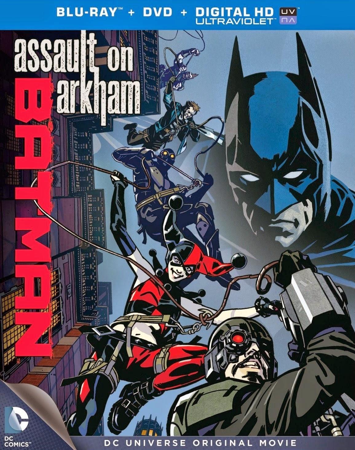 ดูการ์ตูน Batman: Assault on Arkham (2014) แบทแมน ยุทธการถล่มอาร์คแคม