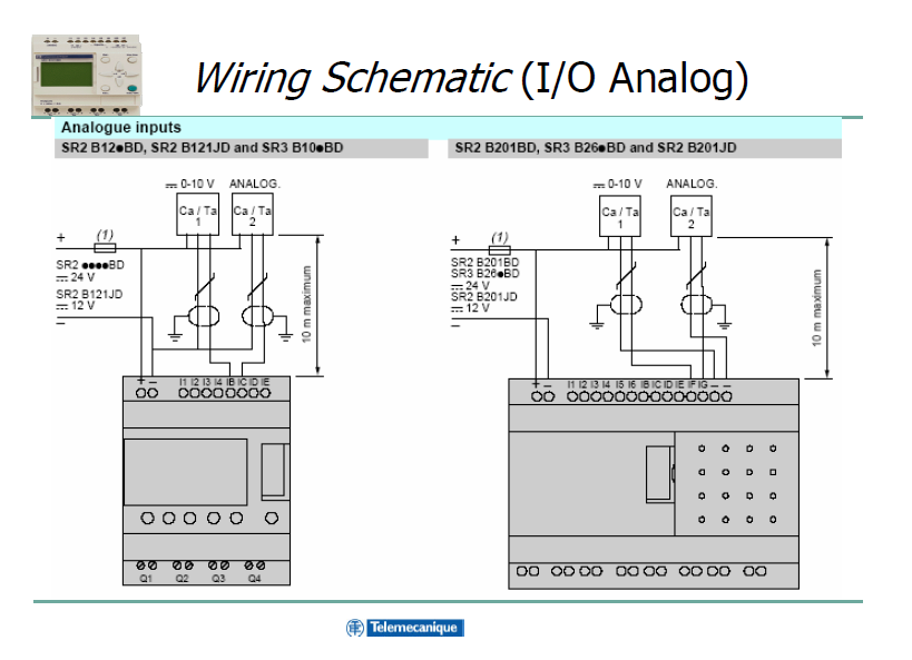 Zelio Smart Relay Wiring Diagram | Wiring Diagram With    Wiring Diagrams Towing Centres UK Ltd