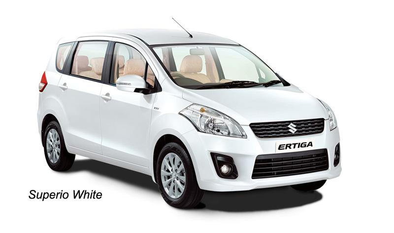 CAR SPECIFICATIONS & PRICE - INDIA: MARUTI SUZUKI ERTIGA PETROL ...