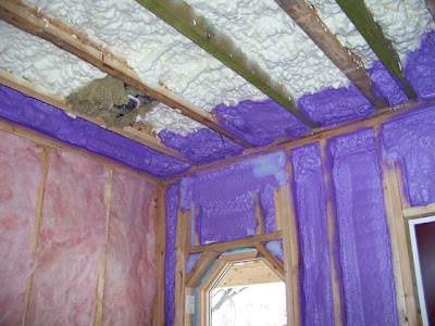 how to achieve r40 attic insulation