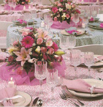 Tulle wedding decorations wedding ideas tulle wedding decorations junglespirit Image collections