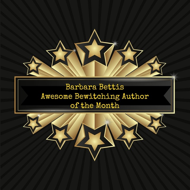 I'm Honored to Be ABA's Author of the Month for  March