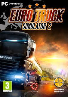 Euro Truck Simulatör 2 Ürün Anahtarı - Serial