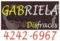 Gabriela Disfraces