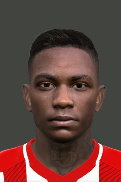 Eljero Elia PES 2016 Face