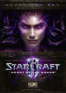 Heart of the Swarm, StarCraft 2