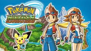 Phim Pokémon Ranger: Guardian Signs