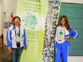 Nossa participação na IV CNIJMA