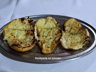 Porto Bardauê: Pão de Alho