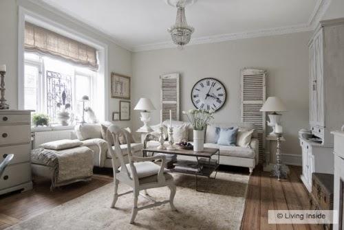 Beautiful Soggiorni Stile Provenzale Gallery - Idee Arredamento Casa ...