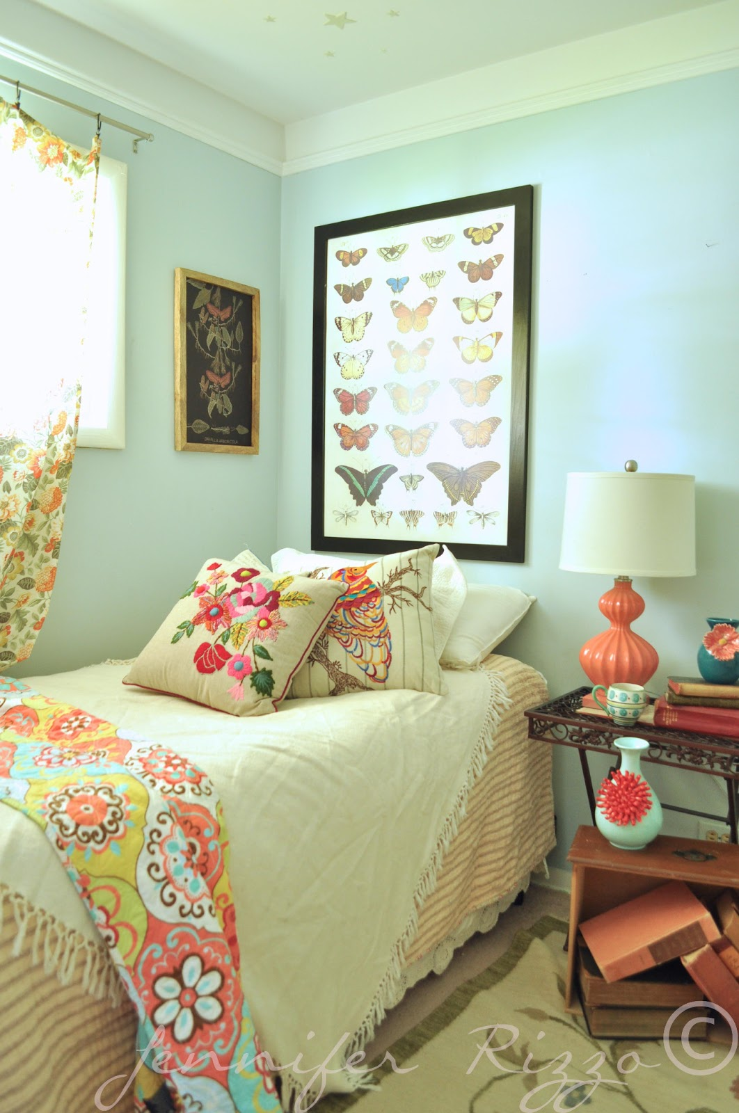 A Modern Bohemian Room U2026.One Room, Three Different Ways Day 2u2026