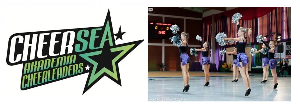Akademia Cheerleaders CheerSea