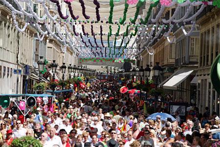 Algo sobre m laga tradici n y fiestas de m laga la feria for Feria outlet malaga 2017